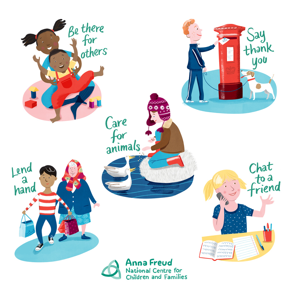 Children S Health: Spread A Little Kindness: Children's Mental Health Week